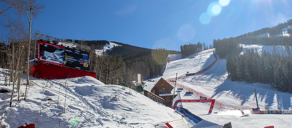 Audi FIS ski World Cup - Various locations