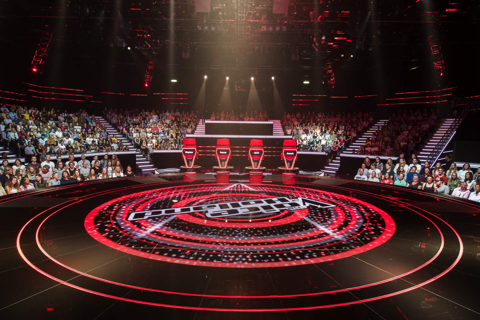 The Voice Of Holland 2017 2018 Faber Audiovisuals