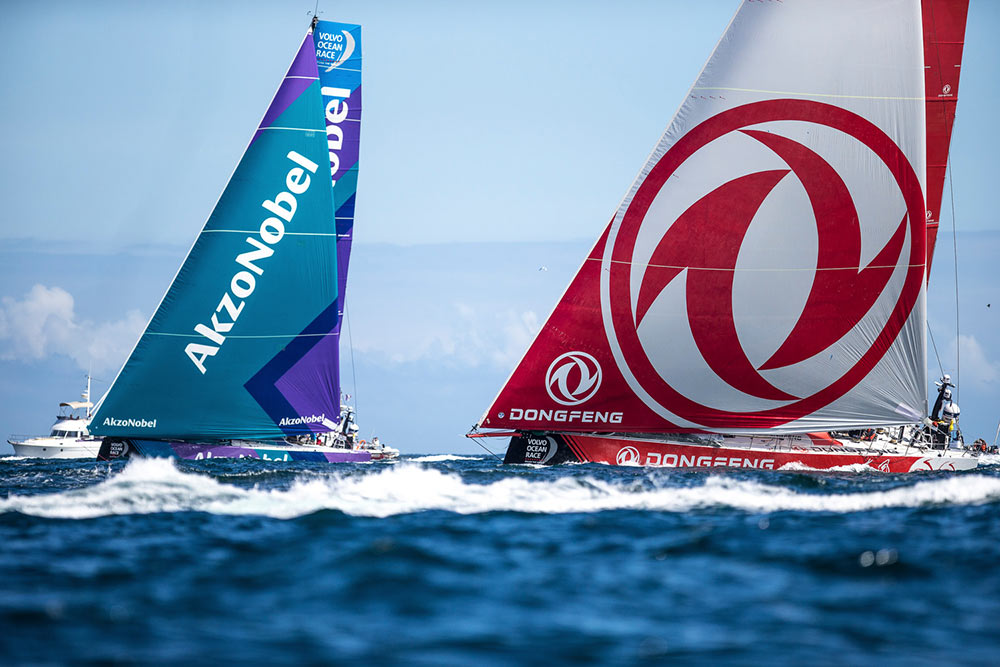 Photo by Brain Carlin/Volvo Ocean Race