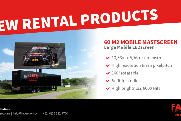 60m2 mobile mastscreen