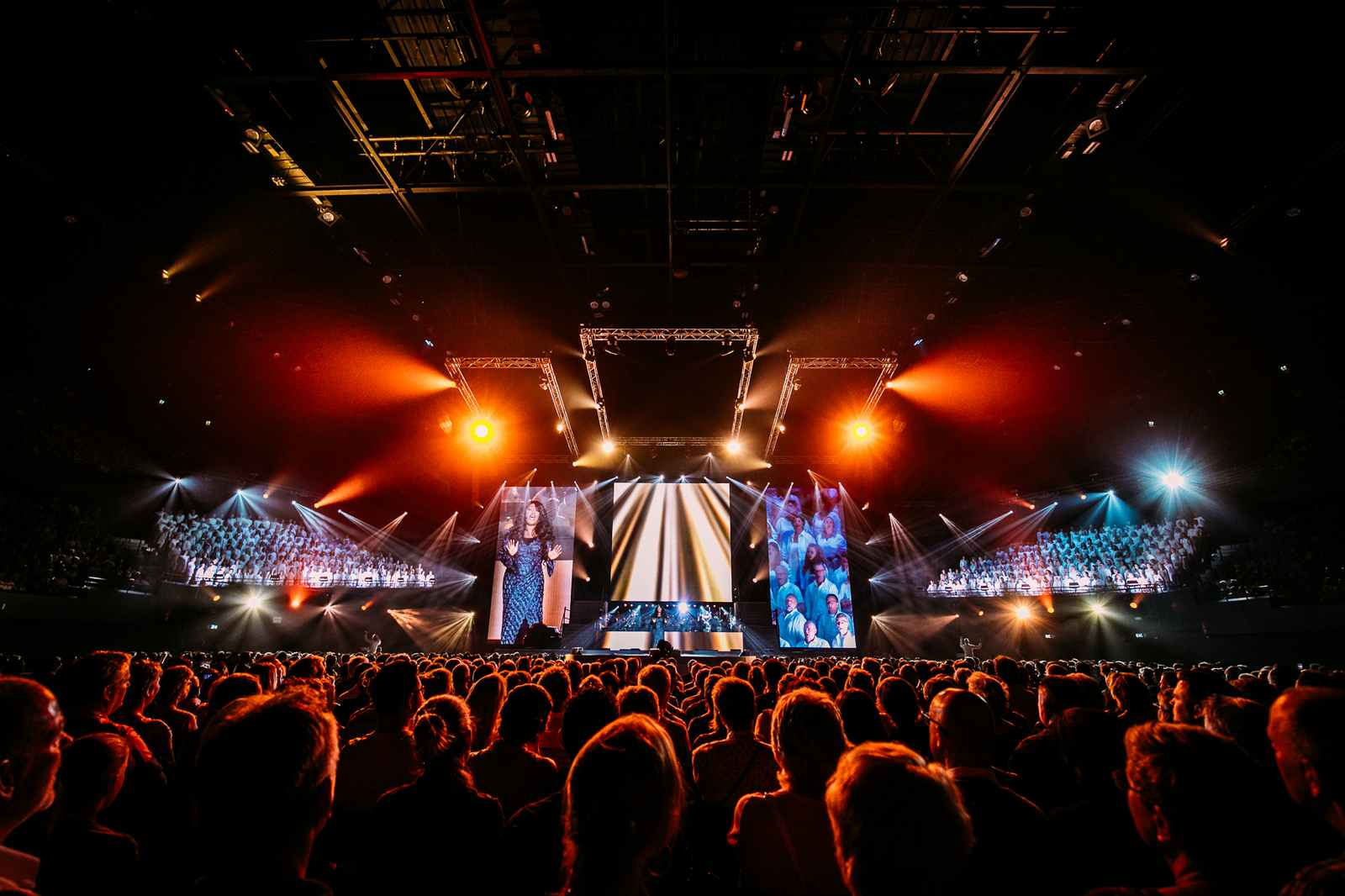 The Passion In Concert 2019 Faber Audiovisuals